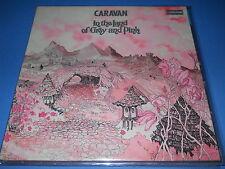 LP CANTERBURY CARAVAN - IN THE LAND OF GREY AND PINK - ORIGINALE UK PRESS