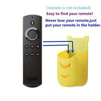 Remote Control Holders for All Fire TV 4K / 2nd Gen Fire TV Stick Amazon Echo