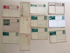 Schweiz  Swiss Konvolut Briefe Ganzsachen Postkarten  Old Cover Stamps