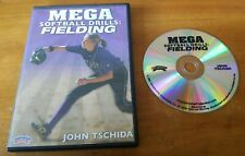 Mega Softball Drills: Fielding (DVD) John Tschida Championship Productions coach
