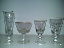Bicchieri di cristallo (set 30 pezzi)
