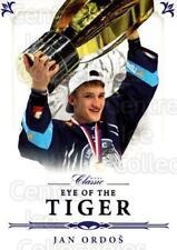 2016-17 Czech Bili Tygri Liberec Champions #15 Jan Ordos