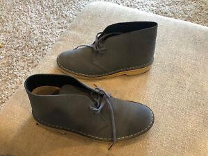 Clarks Originals Desert Boots, Size 8Uk/8.5US