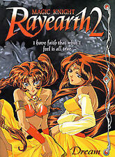 Magic Knight Rayearth Season 2 Vol 6 - Dream - BRAND NEW - Anime Works DVD CLAMP