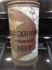Blackhawk Beer � Can F/T Blackhawk Brewing Co., Davenport, Iowa 🇺🇸 Ellusive