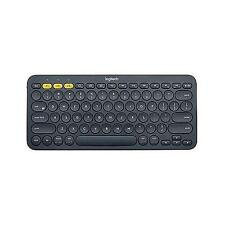 Logitech 920-007558 K380 Multi-Device Bluetooth Keyboard - Wireless Connectivity