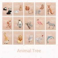 Cute Little Animal Embroidered Iron on Patch Subsidies DIY Decor Badge Appliques