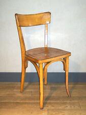 ANCIEN CHAISE BOIS COURBé BISTROT CAFé DESIGN 1950 50 DLG BAUMANN 3