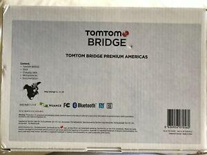 TomTom BRIDGE Premium America's 8F17 Touchscreen Navigation System