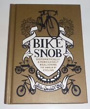 Bike Snob Hardback Hardcover Book