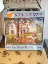 "Farm Fresh Studio Puzzle Bits and Pieces  20"" x 27"" Rare Brand New Sealed"