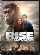 Rise Of The Planet Of The Apes DVD + DIGITAL HD NEW & SEALED!! DIGITAL HD EXP 19