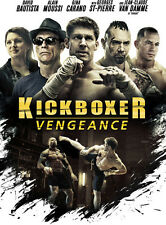 Kickboxer: Vengeance (2016, REGION 1 DVD New)