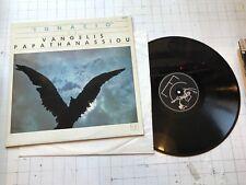 IGNACIO soundtrack VANGELIS PAPATHANASSIOU EGG 1977 FRANCE LP blade runner rare!
