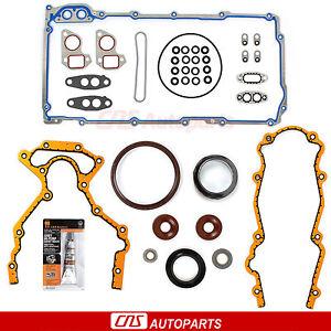 Conversion/Lower Gasket Set for GM Chevy GMC Isuzu Saab 4.8L 5.3L 5.7L 6.0L 6.2L