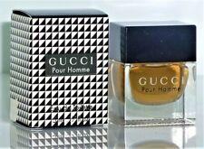 Miniatur Gucci Pour Homme 5 ml Eau de Toilette