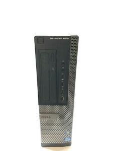 Dell OptiPlex 9010 DT Core i7 3770 3.4 GHz 16GB RAM 512GB SSD  Win 10 Pro