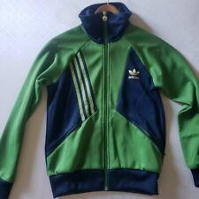 Adidas Track Jacket Vintage Size S