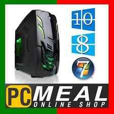 INTEL Core i5 7400 Max 3.5G GTX1070 8GB 1TB 8GB Gaming Computer Quad Desktop PC