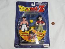 NEW DragonBall Z Gotenks & Krillin Action Figure Set SEALED dragon ball toys