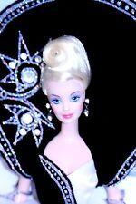 DIAMOND DAZZLE 1996 Barbie BOB MACKIE Designer NEW MINT JEWEL ESSENCE COLLECTION