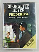 Frederica    Georgette Heyer  Unabridged Audiobook  12 CASSETTE TAPES         3