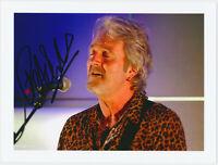 PETE LINCOLN ( Sweet ) - hand signed Autograph Autogramm COA Zertifikat 15x20 cm