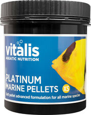 New Era Vitalis PLATINUM Marine Pellets XS 300g Fish Food 1mm Pellets Reef Tank