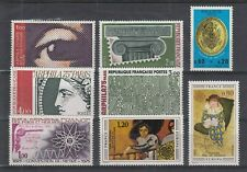 Timbres France 1975 Neufs**