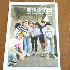 BTS Bangtan Japan Fan Club Limited Official Magazine Vol.3