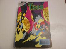 MARVEL presente  THOR  17 ..VERSION INTEGRALE ..COMICS  SEMIC .. 1991