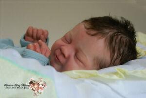 BLOSSOM BABY NURSERY*REBORN NEW RELEASE DOLL KIT VITO BY ELISA MARX*OOAK*IIORA