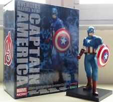 CAPTAIN AMERICA MARVEL NOW KOTOBUKIYA ARTFX+ 1/10 SCALE STATUE