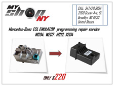 Mercedes-Benz Emulator Reprogramming Esl (Electronic Steering Lock) service