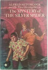 [The Three Investigators #8] The Mystery of the Silver Spider by Robert Arthur