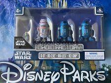 Star Wars Rise Of Skywalker Droid Factory D-0 & R5-2JE & R6-LE5 & R2-SHP Disney