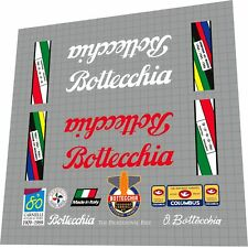 BOTTECCHIA team HOONVED Italy decal sticker bicycle silk screen FREE SHIPPING