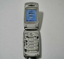 Samsung old outdated flip phone SGH-X200 VINTAGE COLLECTIBLE RARE