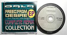 "GALA ""Freed From Desire (Mr. Jack Remixes EP)""  5-Track-MCD 1997 ZYX"