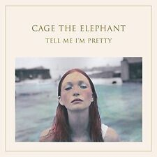 CAGE THE ELEPHANT - TELL ME I'M PRETTY * NEW CD