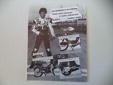 advertising Pubblicità 1988 GIANNELLI POWER e MALAGUTI FIFTY HF 50