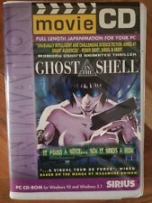 Ghost In The Shell Sirius Movie CD