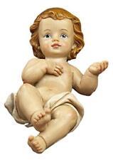 Gesù Bambino Bambinello in Resina cm. 15,5 by Paben