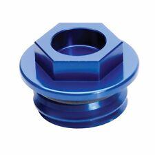 Tusk Billet Oil Fill Cap Blue KX125 KX250 KX65 YZ250F YZ450F YZ125 YZ250 YZ85