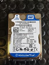 "HARD DISK 2,5"" SATA 160 GB WD1600BEVT-75ZCT2 5400 RPM NOTEBOOK"