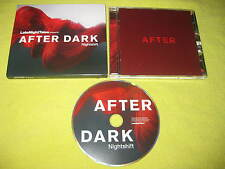 LateNightTales Presents After Dark Nightshift CD Album Electronic Deep House