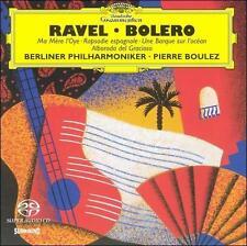 Ravel: Bolero; Ma MŠre l'Oye; Rapsodie espagnole Super Audio Hybrid CD (CD,...