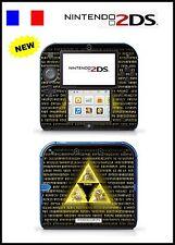 ZELDA - Vinyl Skin Sticker for Nintendo 2DS - réf 31