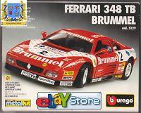 BBurago- Kit  Ferrari 348 TB Brummel   scala 1/24