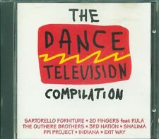 The Dance Television Compilation - Indiana/Fpi Project/The Outhere Brothers Cd